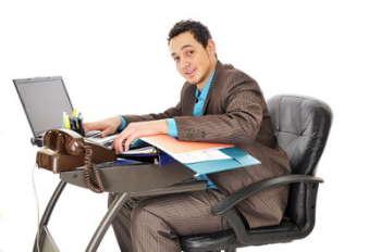 Corporate employee