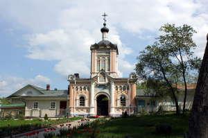 Monastery Optina Pustyn
