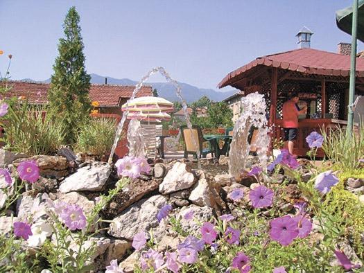 Минеральные воды курорта Сандански