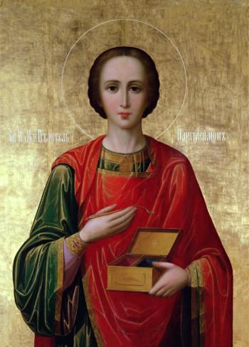 Святой Пантелеймон-целитель 1