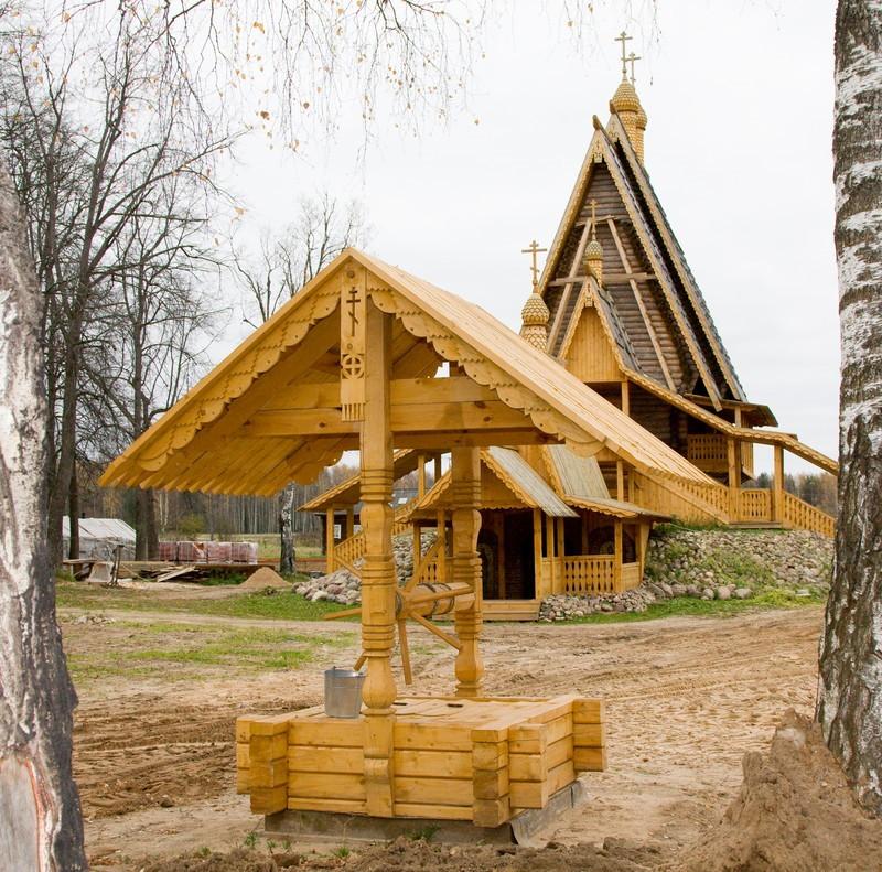 источник Николо-Сольбинский монастырь