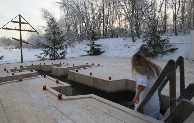 Святой источник Николо-Сольбинского женского монастыря в Ярославской области Благоздравница
