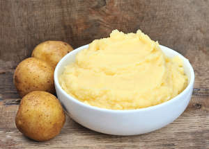 Mashed potatoes potato