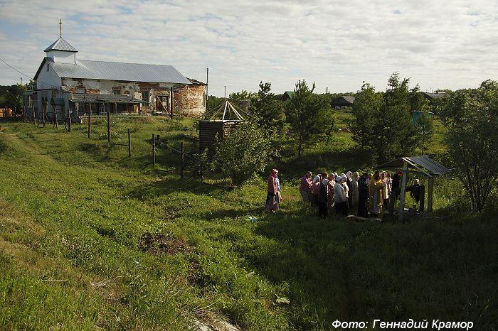 Ивановский колодец