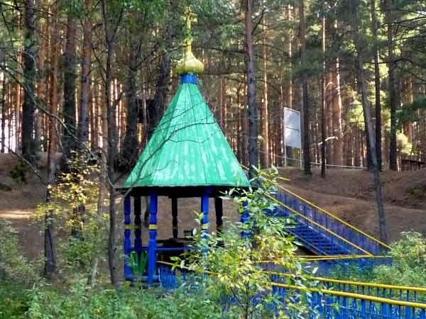 Святой источник Свято-Чимеевского мужского монастыря