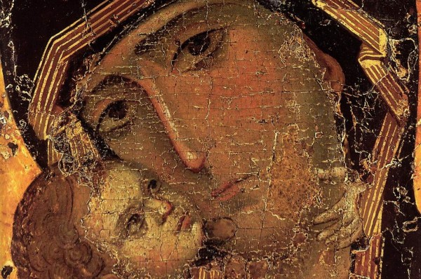 икона Владимирской Божией Матери 1