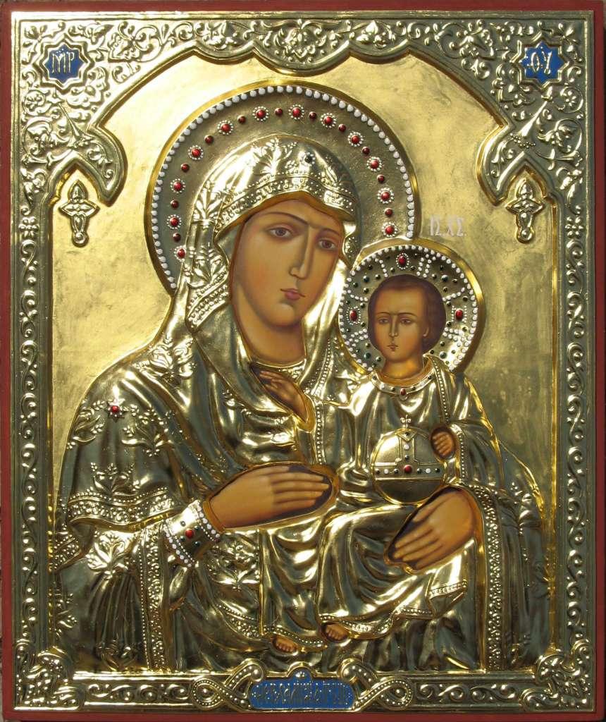 Икона Божией Матери Иерусалим