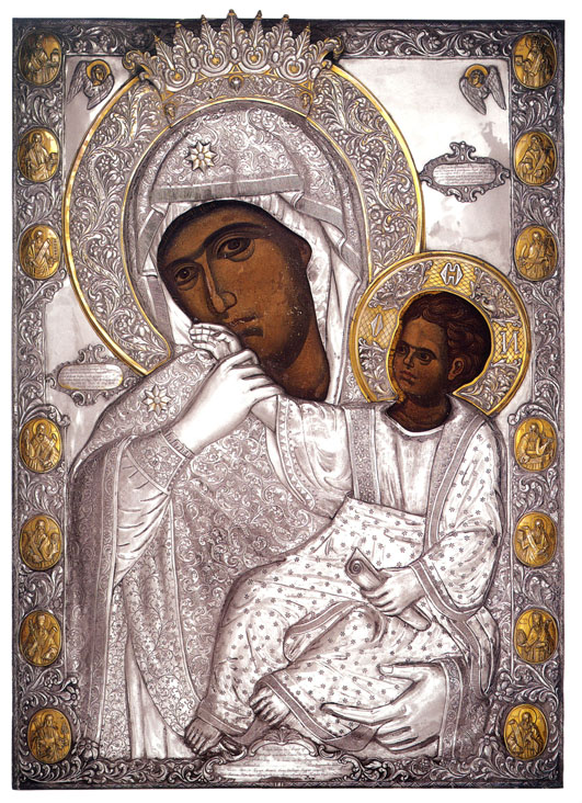 Икона Божией Матери Отрада