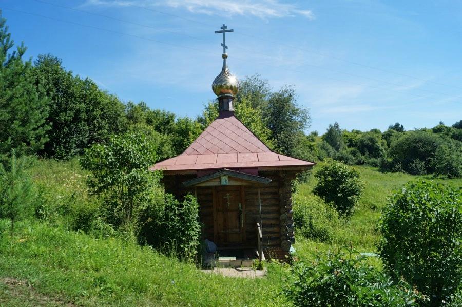 источник в честь Владимирской иконы Божией Матери