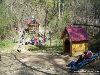 источники Седмиозерского леса