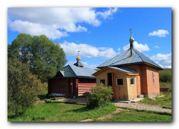 Святой источник преподобного Никиты Столпника в Переславле-Залесском