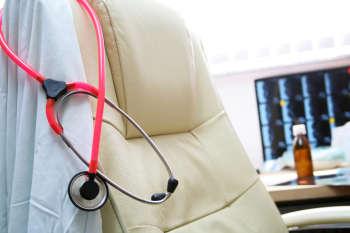 doctors workingplace