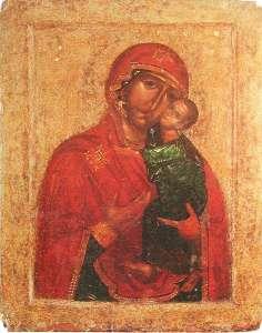 Икона Толгской Богоматери (Изображение с сайта upload.wikimedia.org)
