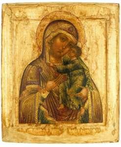 Толгская икона Божией Матери (Изображение с сайта troickiyhram.prihod.ru)