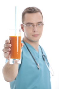 antioxidant juice recommended by the doctor