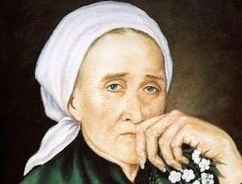 Прижизненный портрет Пелагеи (Изображение с сайта pravoslavie.ru)