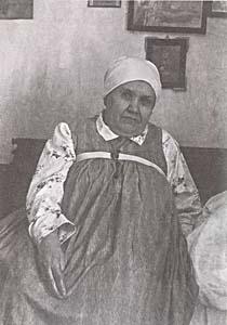 Блж. Мария Дивеевская (Федина) (Фото с сайта diveevo.ru)