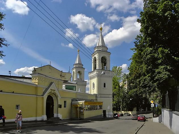 Иоанно-Предтеченский монастырь москва3