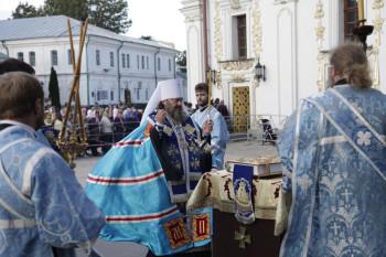 Молитвенное поминовение в Киево-Печерской Лавре