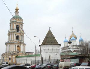 Новоспасский ставропигиальный мужской монастырь2