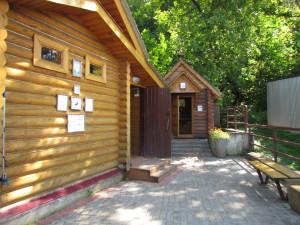 Источник Троицы Животворящей в г. Гороховец Фото с сайта vitaliy-video.at.ua