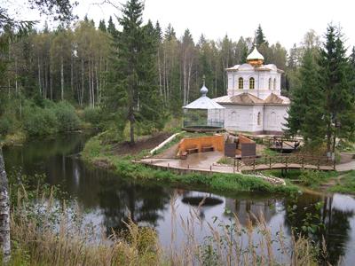 Святой Оковецкий источник (Фото с сайта st-tver.ru)
