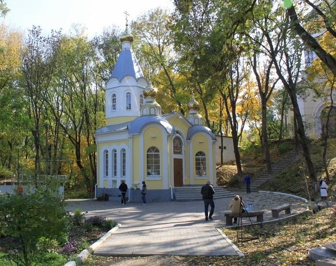 Храм в Петровке (Фото с сайта stdon.ru)