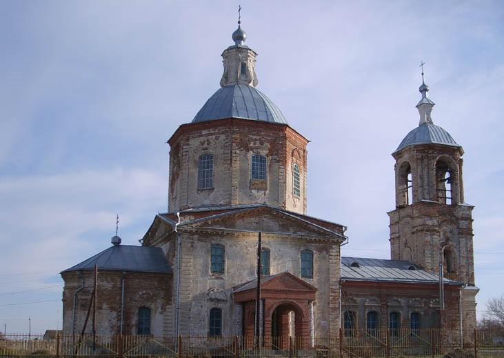 Кременско-Вознесенский монастырь Фото с сайта dorogi34.ru