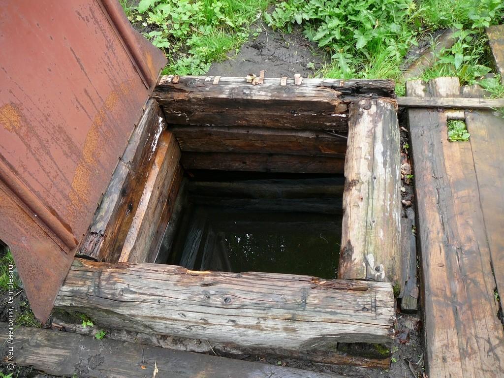 Источник Николая Чудотворца Фото с сайта temples.ru