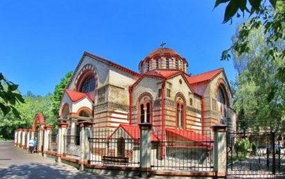 Новоспасский ставропигиальный мужской монастырь1