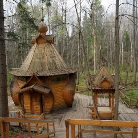 Святой источник в селе Ольховка Фото с сайта sobory.ru