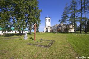 Александро-Ошевенский монастырь Фото с сайта nordhot.ru