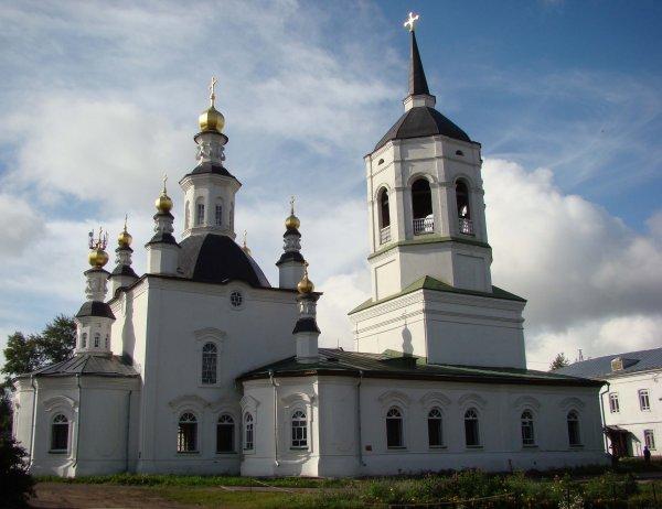 Богородице-Алексеевский монастырь Фото с сайта www.k-istine.ru