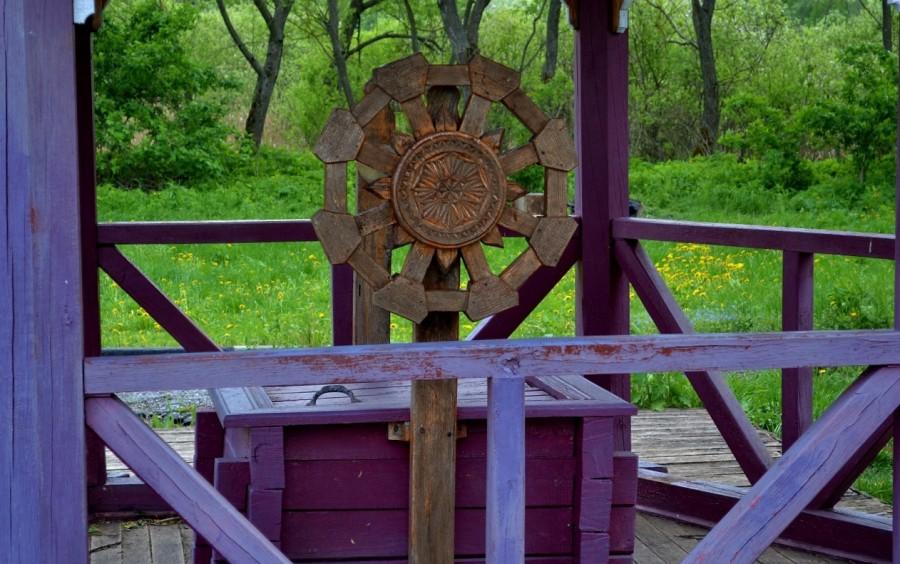 Исаев ключ Фото с сайта livejournal.com