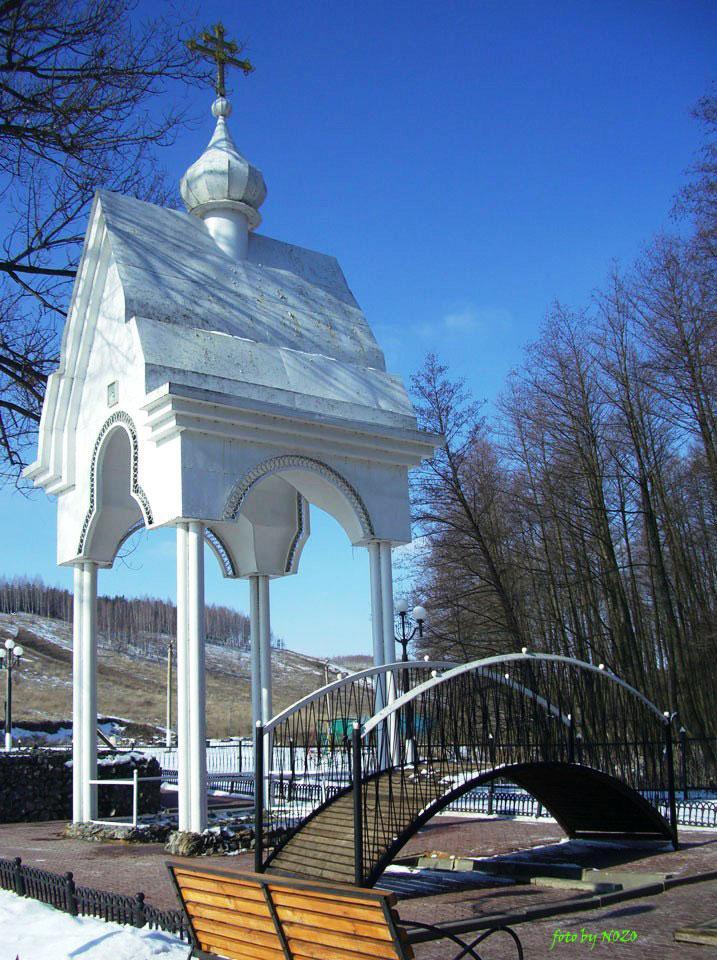 """Святой источник """"Ясный колодец"""" Фото с сайта geocaching.su"""