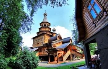 Храм в Десне Фото с сайта livejournal.com