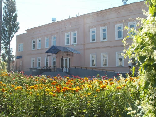 Сапожковская райбольница Фото с сайта rb-sapogok.uzrf.ru
