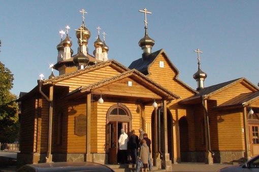 Cвятой источник преподобного Серафима Саровского в Белгороде Фото с сайта vk.com