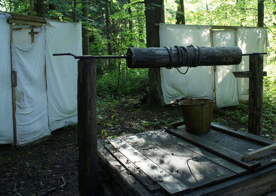 Отчин колодец Фото с сайта livejournal.com