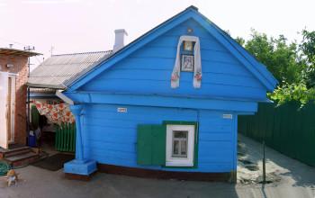 Святой источник Павла Таганрогского в Таганроге Фото с сайта panoramio.com