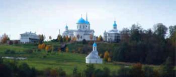 Тервенический женский монастырь Фото с сайта diveevo.ru