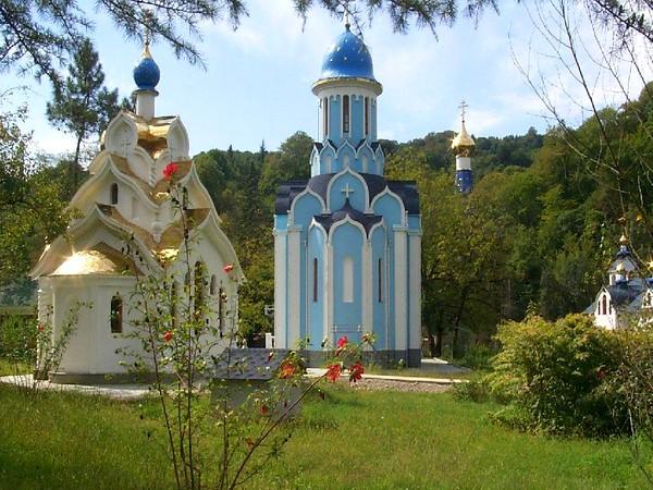 Троице-Георгиевскиё женский монастырь Фото с сайта 101hotels.info