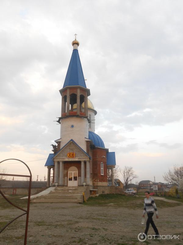 Живоносный источник хутора Гавердовский Фото с сайта otzovik.com