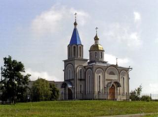 Храм Николая Чудотворца в Ближней Игуменке Фото с сайта vidania.ru
