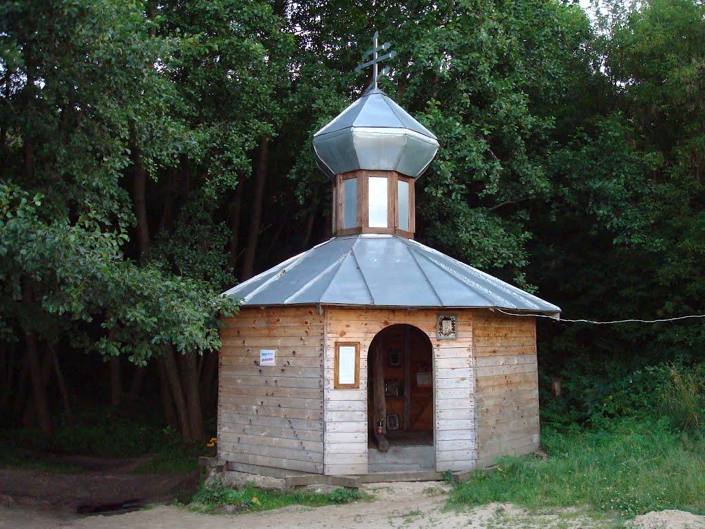 Булавинский родник Фото с сайта panoramio.com