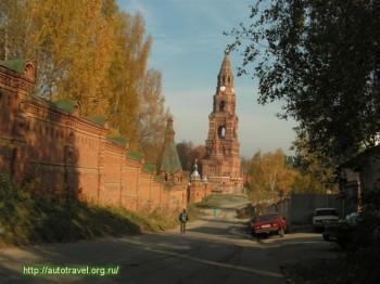 Гефсиманский скит Фото с сайта autotravel.ru