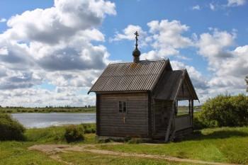 Источник прп Михаила Клопского Фото с сайта blogspot.com