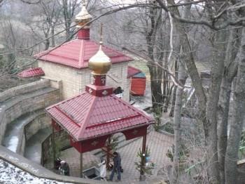 Источник Серафима Саровского в Ставрополе Фото с сайта sobory.ru