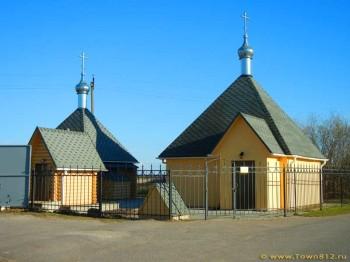 Источник преподобного Варлаама Хутынского Фото с сайта town812.ru