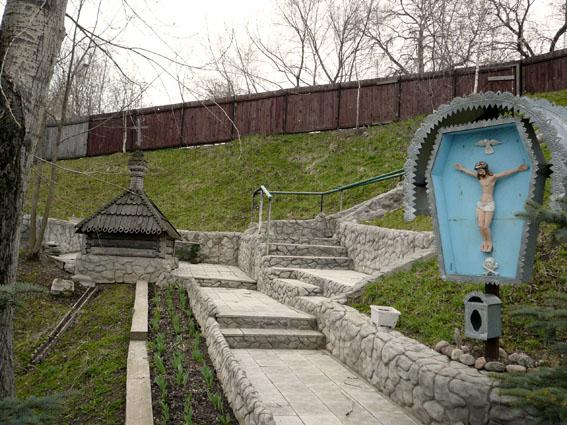 Источник в Верхнем Мячкове Фото с сайта kupely.narod.ru